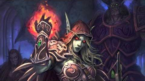 WoW Pro Lore Sylvanas Windrunner Edge of Night Part 1