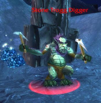 Stone Trogg Digger