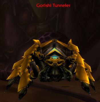 Gorishi Tunneler
