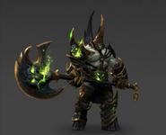 Legion cinematic Felguard demon1