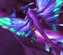 Blue Dragonhawk Hatchling
