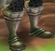 Ancient Greaves