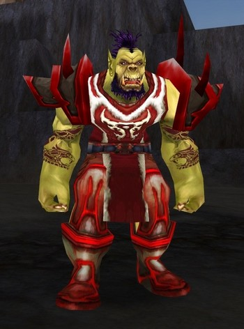 Warden Nork Bloodfrenzy