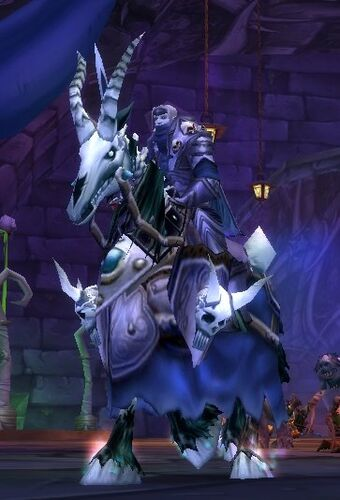 Deathknight Vindicator
