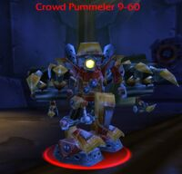 Crowd pummeler 9 60