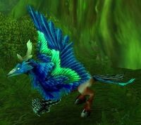 Frayfeather Stagwing