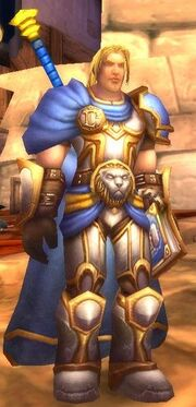 Arthas in Stratholme
