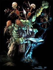 Troll Shadow Hunter