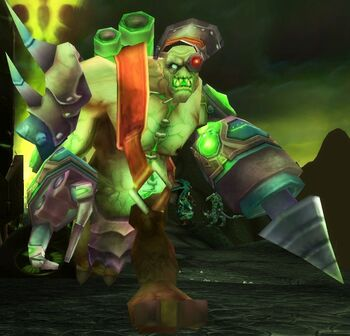 Mo'arg Weaponsmith