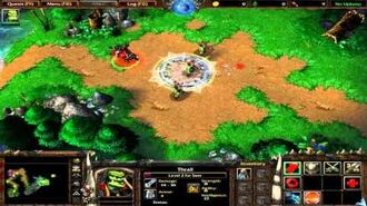 Warcraft III Reign of Chaos Chasing Vision