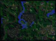 March of the Scourge Map