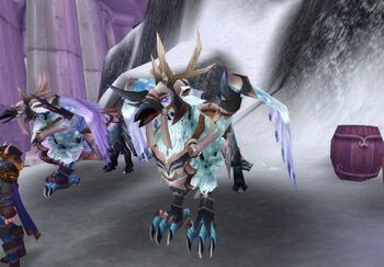 Silver Covenant Hippogryph