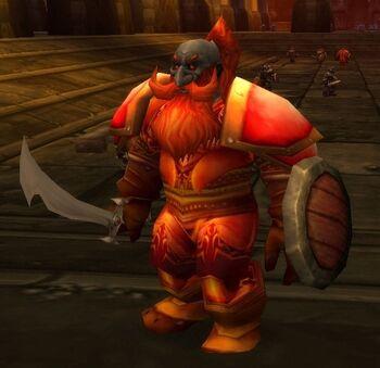 Shadowforge Flame Keeper