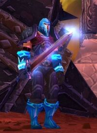 Twilight Frostblade