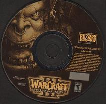 Warcraft III CD