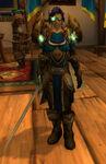 Knight-Lieutenant T'Maire Sydes