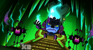 S1e15a Evil Destructor's glare