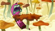 S1e6b Running around a mushroom