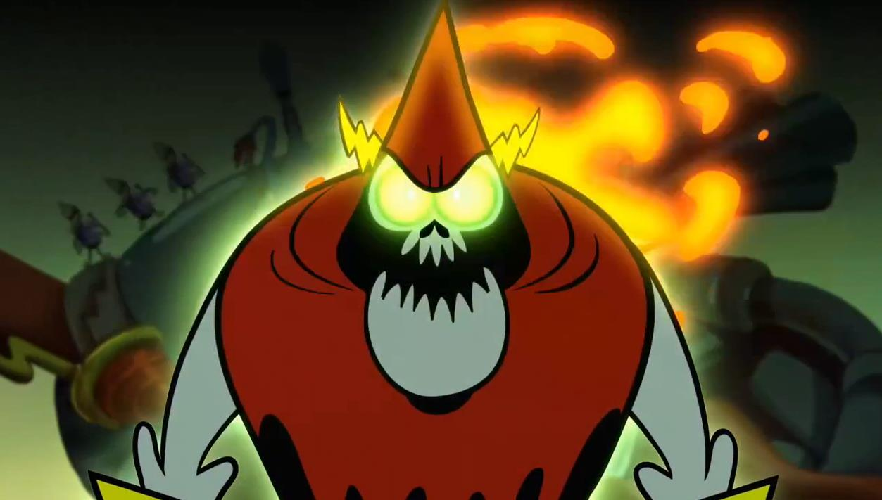 Image - S1e13b Lord Hater at full power.JPG | Wander Over ...