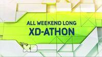 All Weekend Long XD-Athon logo