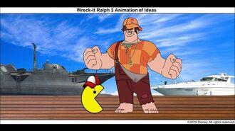 Wreck-It Ralph 2 Animation of Ideas 15 (Final)