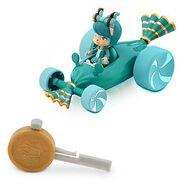 Sticky racer