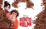 Wreck It Ralph logo Hungarian