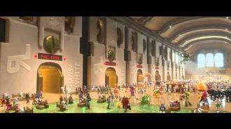 Rive Rolf 3D - Offisielle Trailer (2013) HD