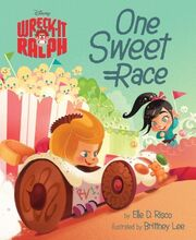 One Sweet Race storybook