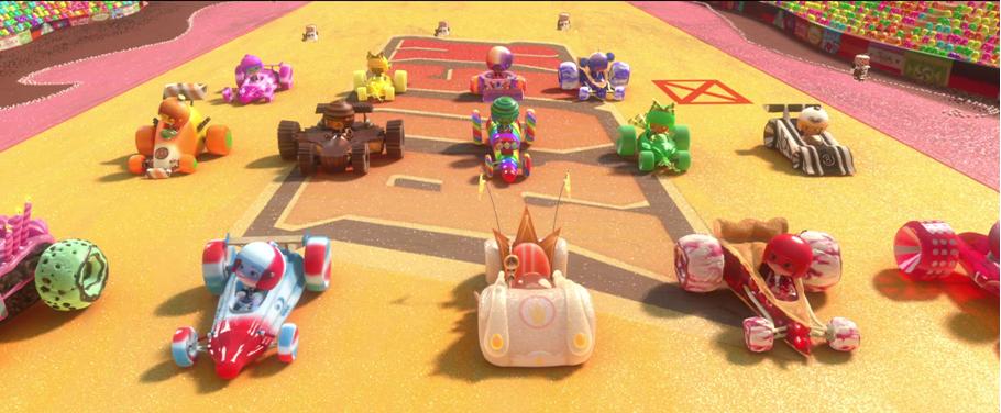 Random Roster Race Wreck It Ralph Wiki Fandom Powered