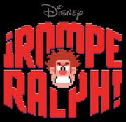 Wreck It Ralph logo European Spanish