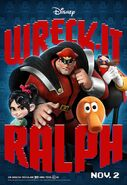 Wreck Ralph 13481007179202
