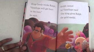 Read Me A Story Wreck-It Ralph