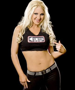 Wwe jillian hall