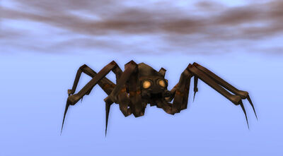 Giant Spider Queen