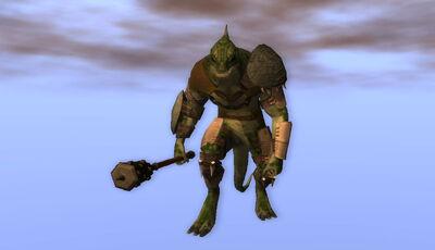 Krypdrian Warrior