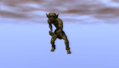 Forest Goblin Warrior