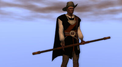 Warlock Hunter