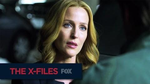 THE X-FILES Ready FOX BROADCASTING