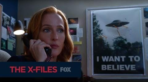 "THE X-FILES Prepare Yourself from ""My Struggle II"""