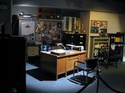 Mulder's office from Hollywood Entertainment Museum-1440