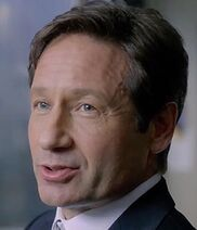 Fox Mulder 2016