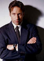 David Duchovny Mulder