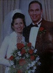 Walter Skinner with Sharon Skinner married