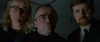 Lone Gunmen Fight the Future Hospital