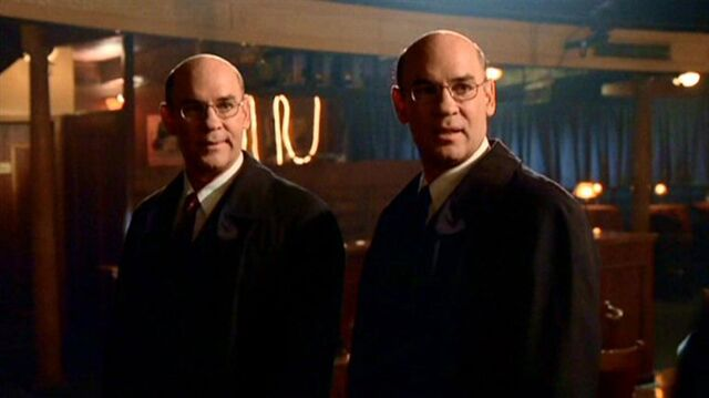 File:Walter Skinner and Jimmy Bond disguised as Skinner.jpg