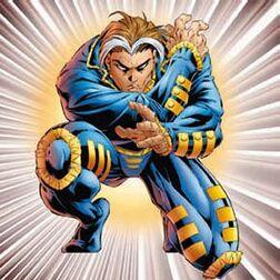 X-Man 001