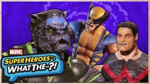 Marvel Super Heroes What The--?! Avengers vs. X-Men Part 3