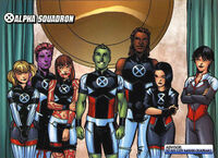 Alpha Squadron (Earth-616)