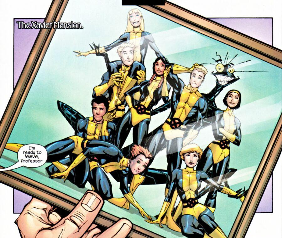 New Mutants | X...